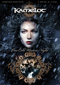 KAMELOT: One Cold Winter's Night (2DVD + 2CD)