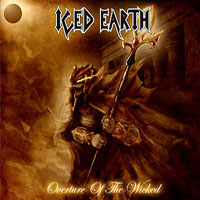 ICED EARTH: Overture Of The Wicked (MCD)
